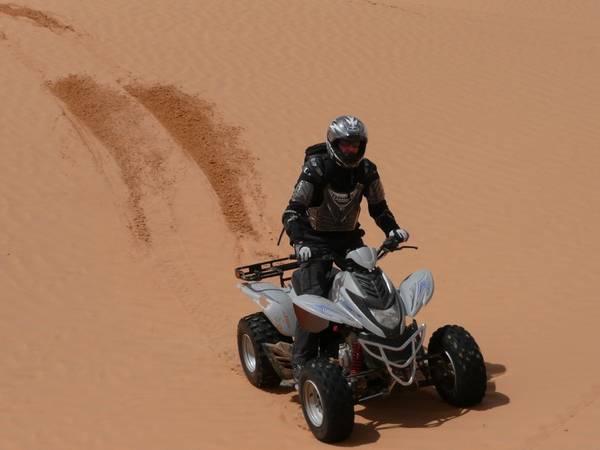 Décolletage de pièces pour quad, moto, kart